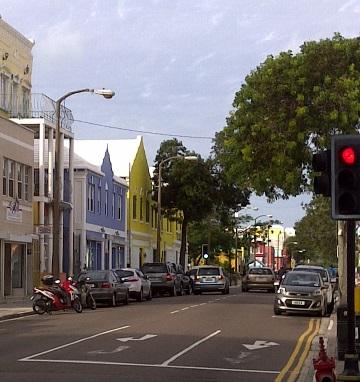 court street, hamilton