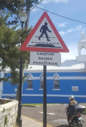 made me smile. wonder why we must be cautious of levitation?