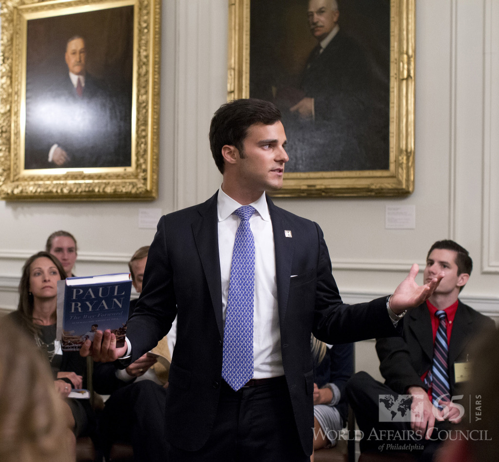 Photo Credit: World Affairs Council of Philadelphia