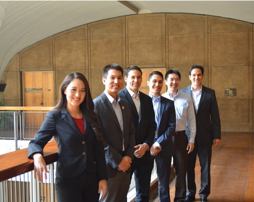 Members of the Hawaii Future Caucus
