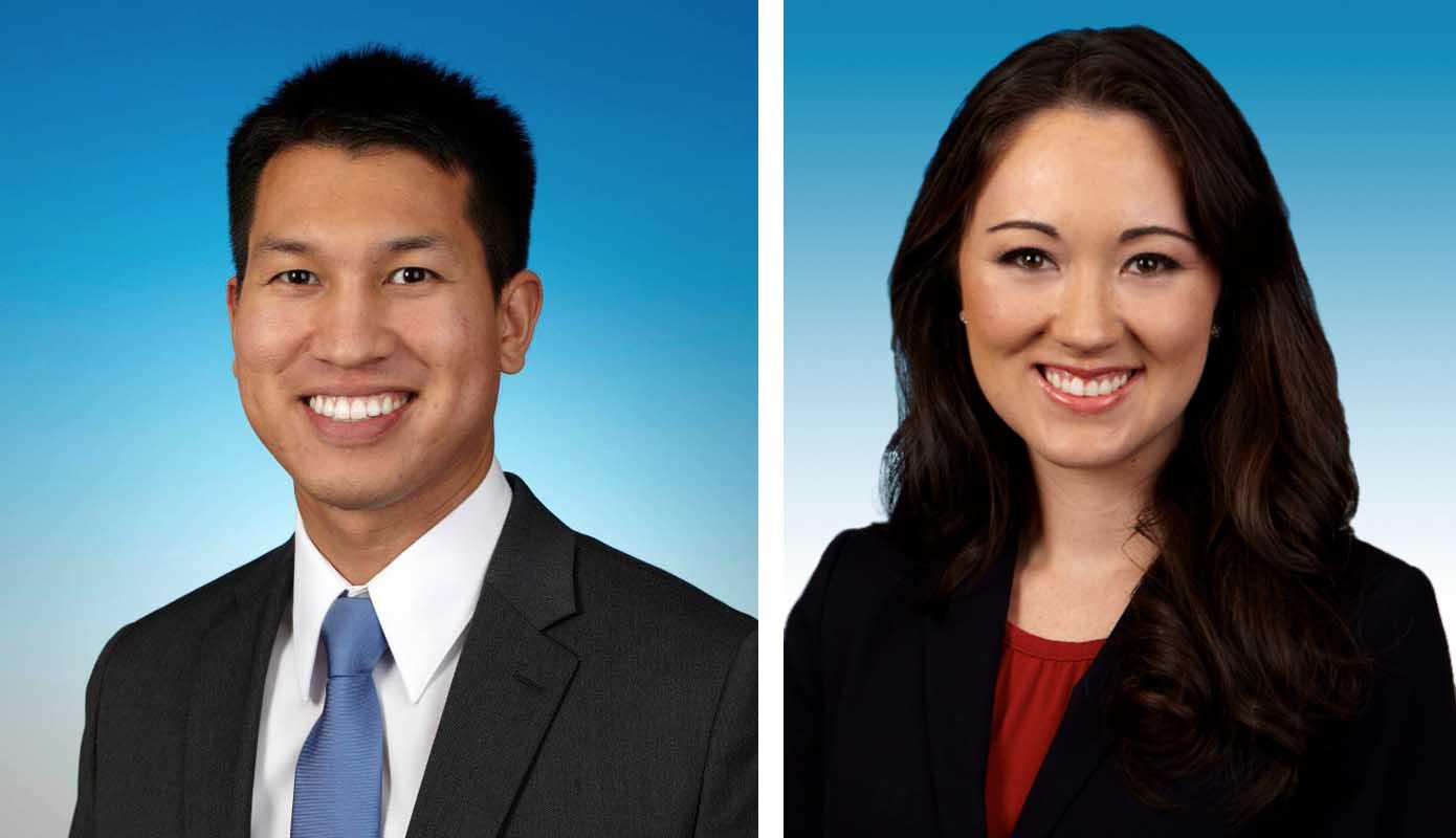 Hawaii Future Caucus Co-ChairsReps. Takashi Ohno (D) and Beth Fukumoto (R)