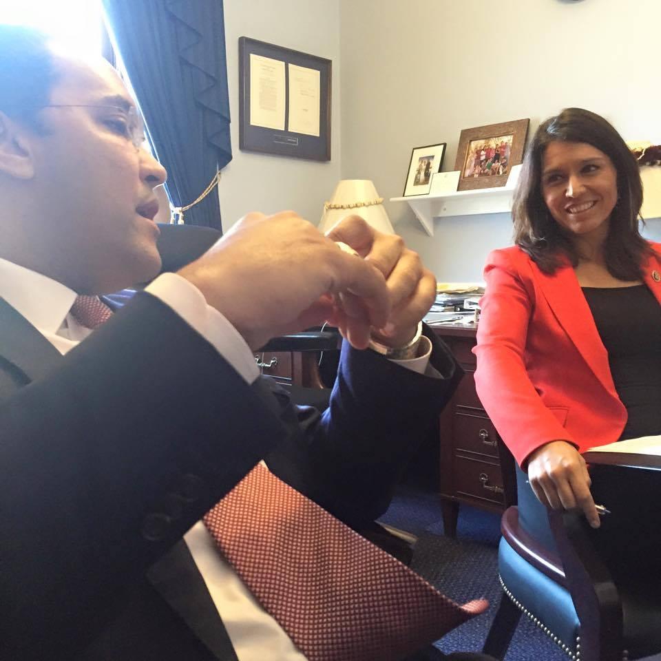 Photo Credit: Office of Congressman Will Hurd
