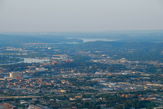 Chattanooga, Tennessee   Source: Creative Commons 2.0