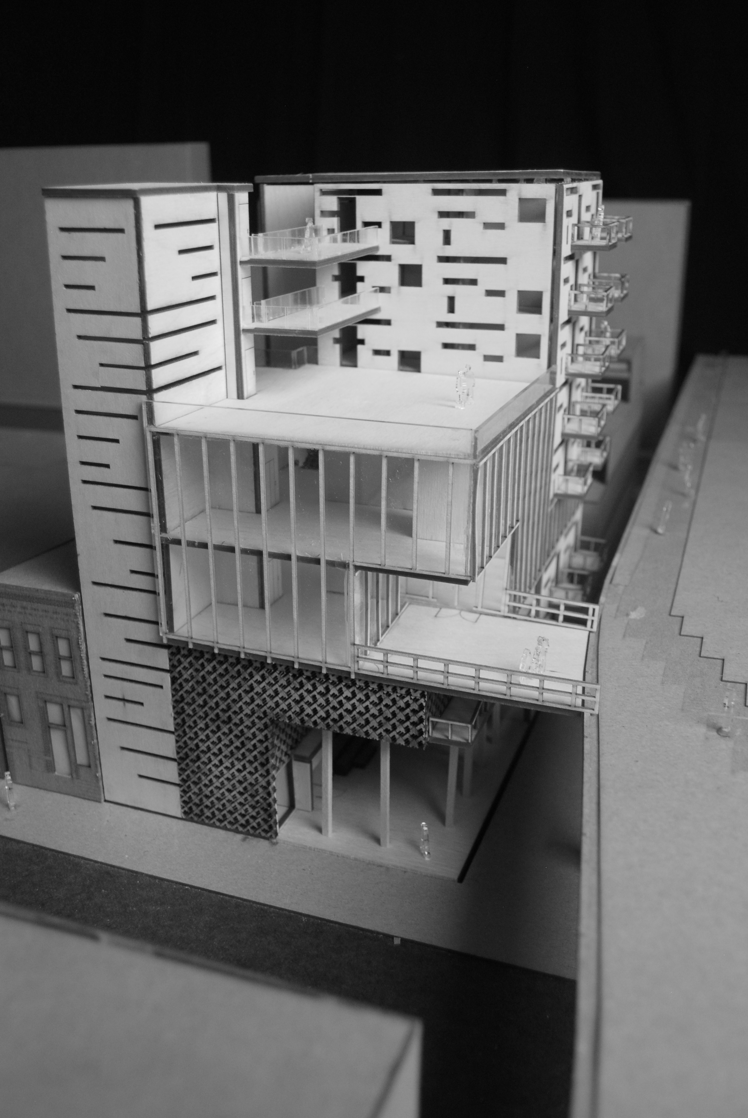 PHYSICAL MODEL IN SITE