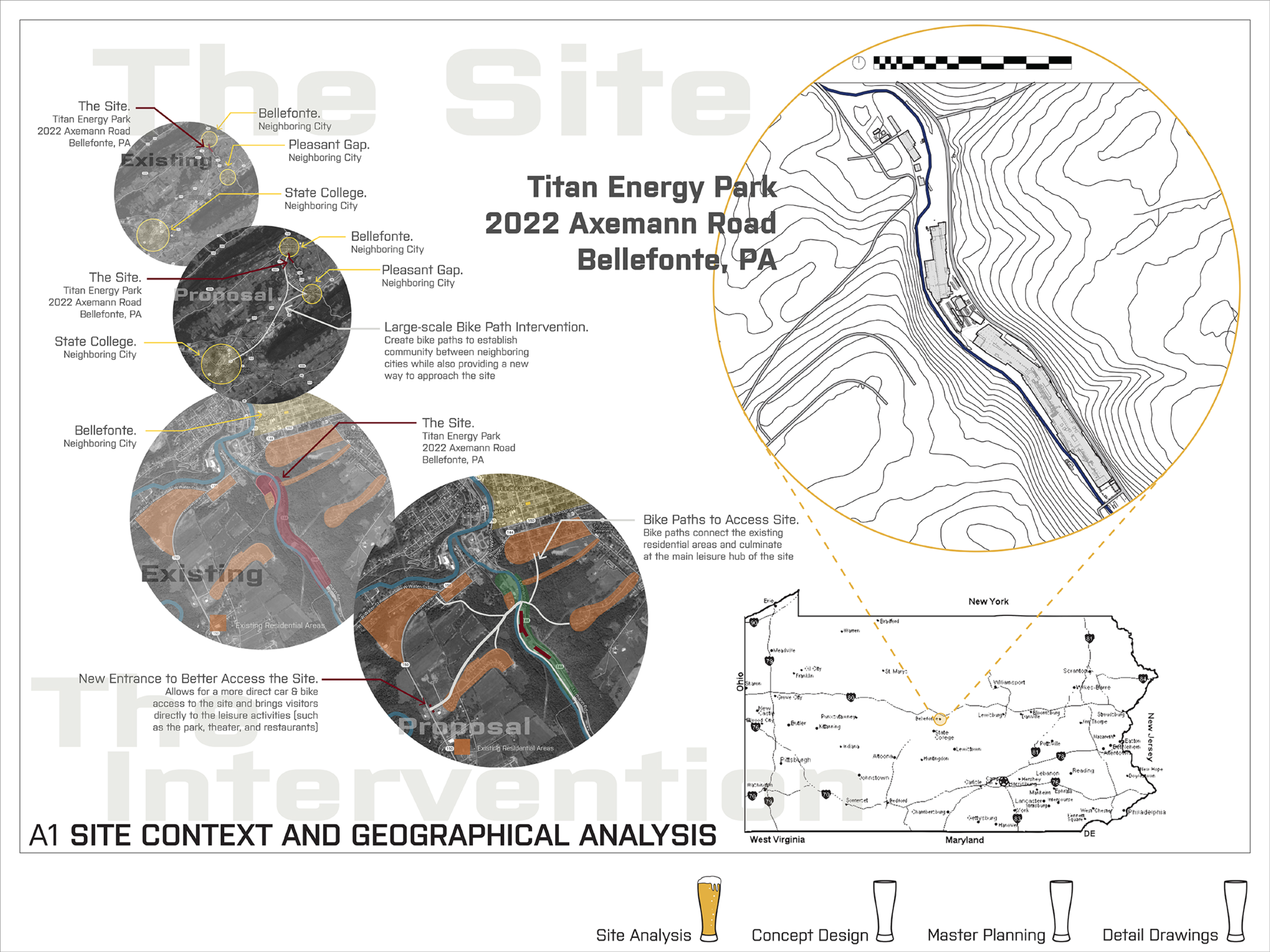 SITE ANALYSIS AND CONTEXT