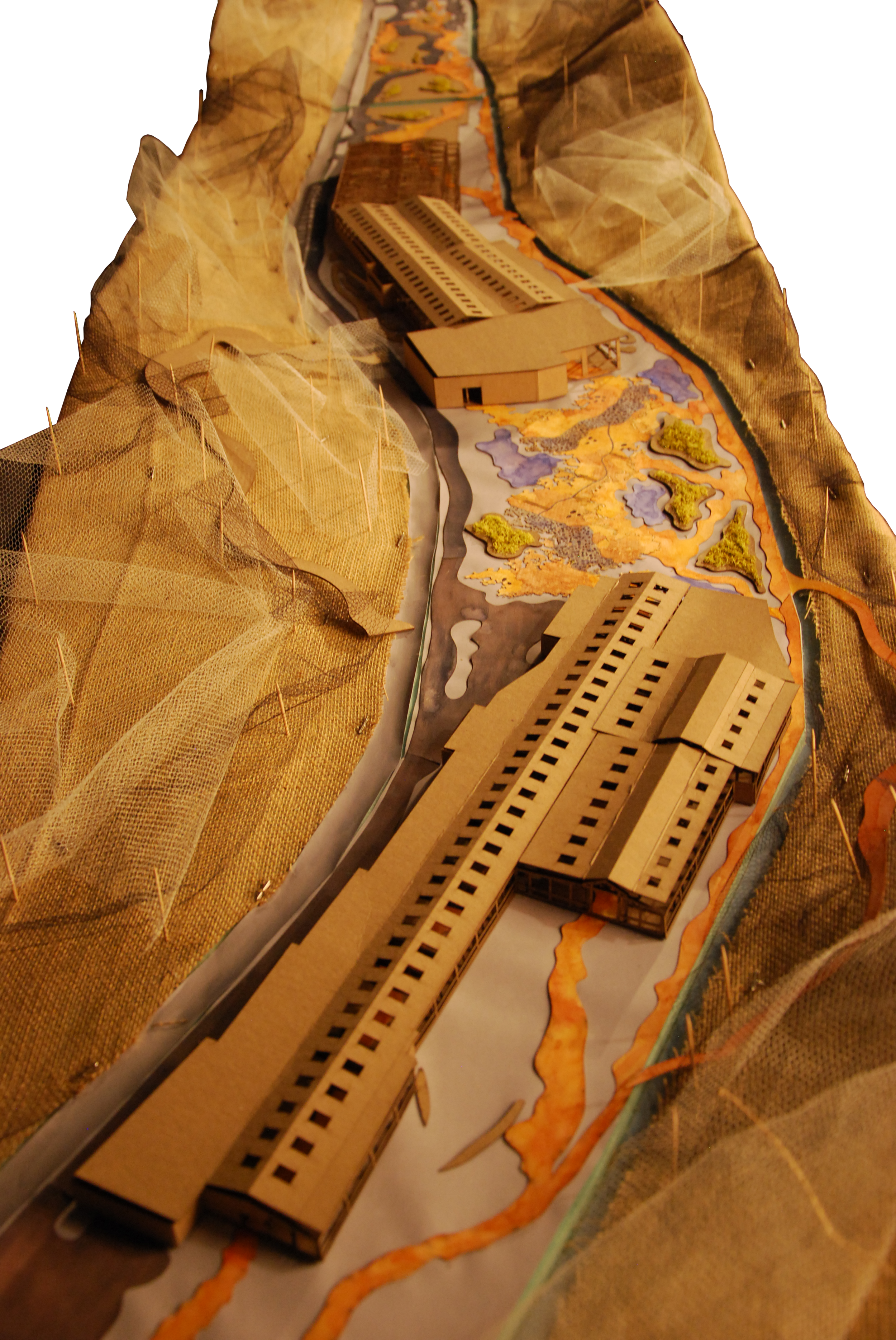 FINAL PHYSICAL SITE MODEL