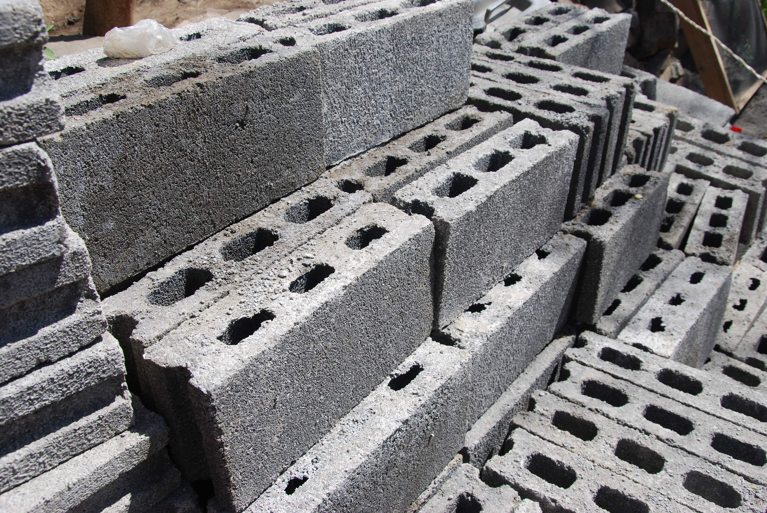 CMU Blocks Used