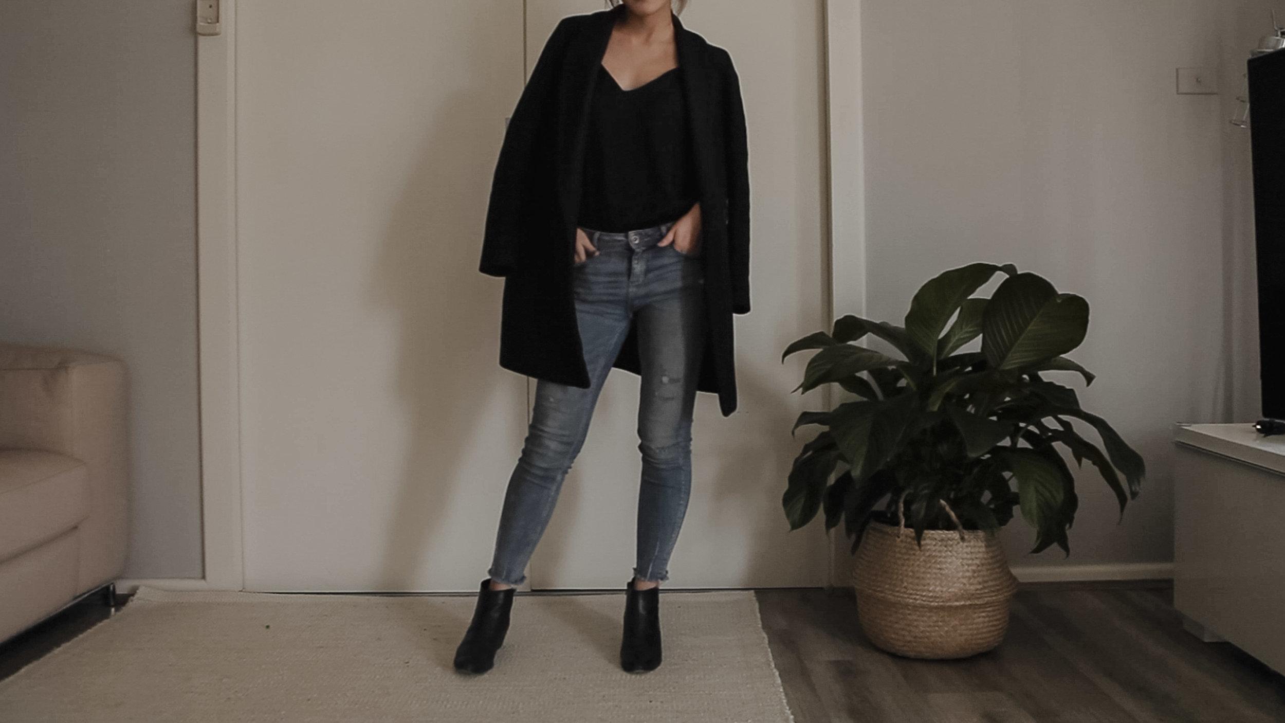 3. - tailored coat
