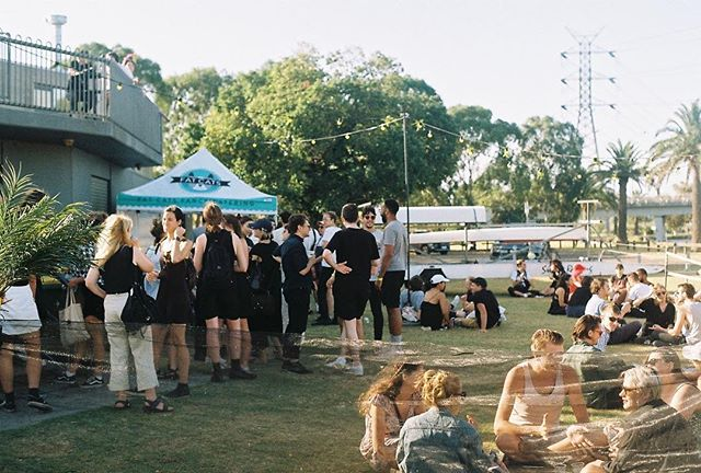 Thanks for having us again Camp Nong! We had so much fun serving these guys at their little shin dig at the Footscray Boat Club a few weeks back. These guys throw a good one #campnong