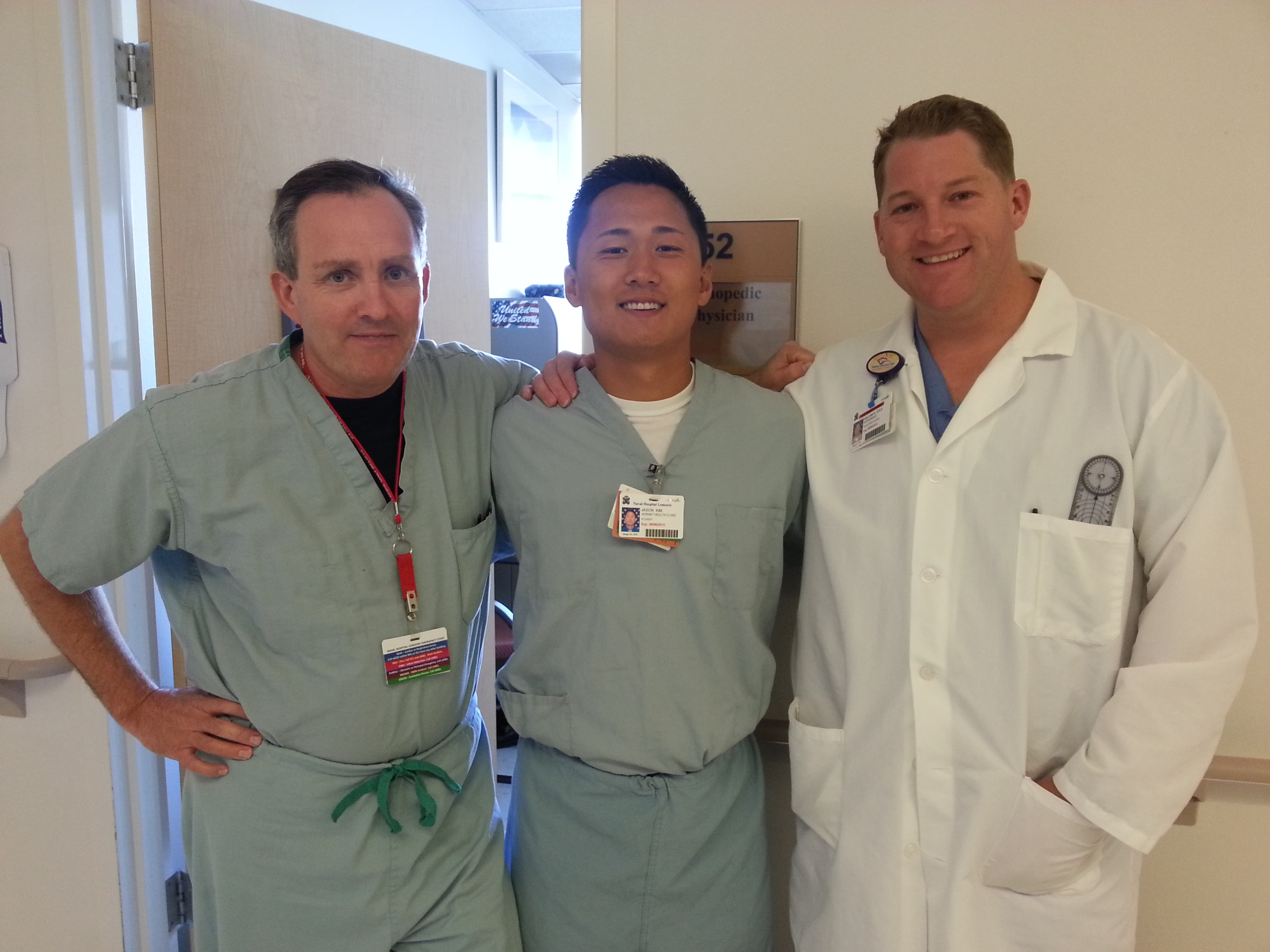 Surgery Center, Naval Hospital,Lemoore, CA