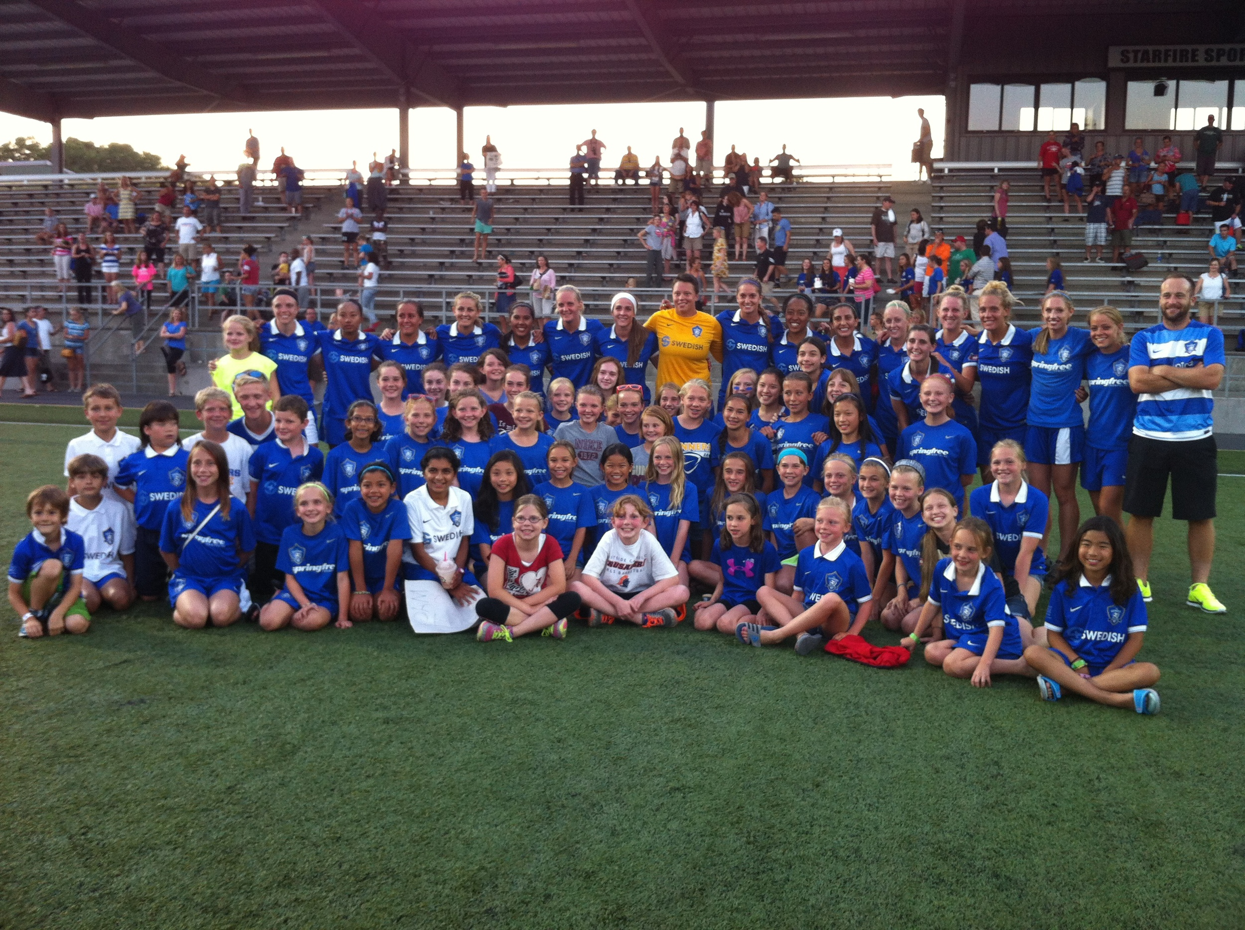 WSPL Issaquah Gunners