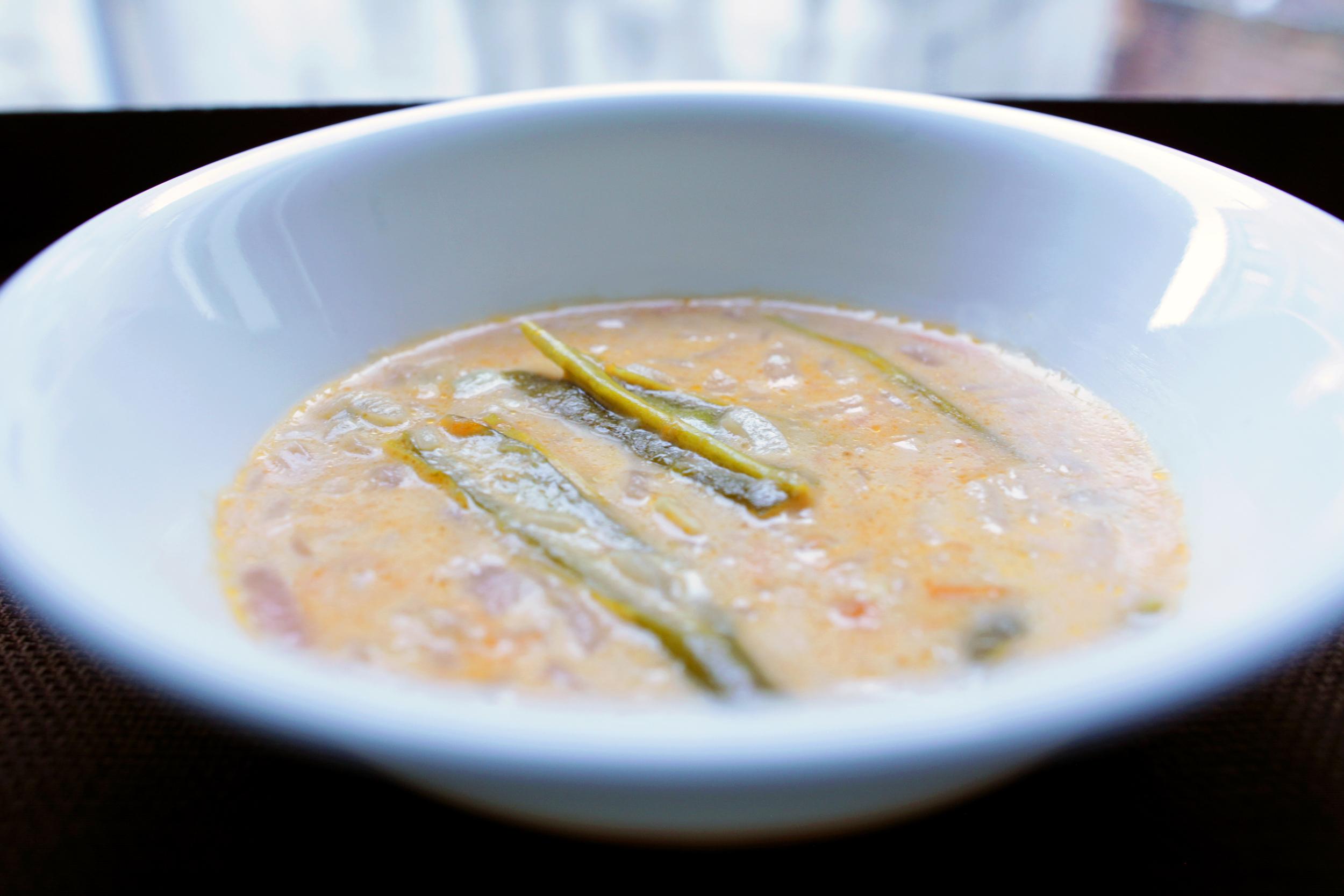 Ema Datshi (Bhutanese Chili & Cheese Soup)