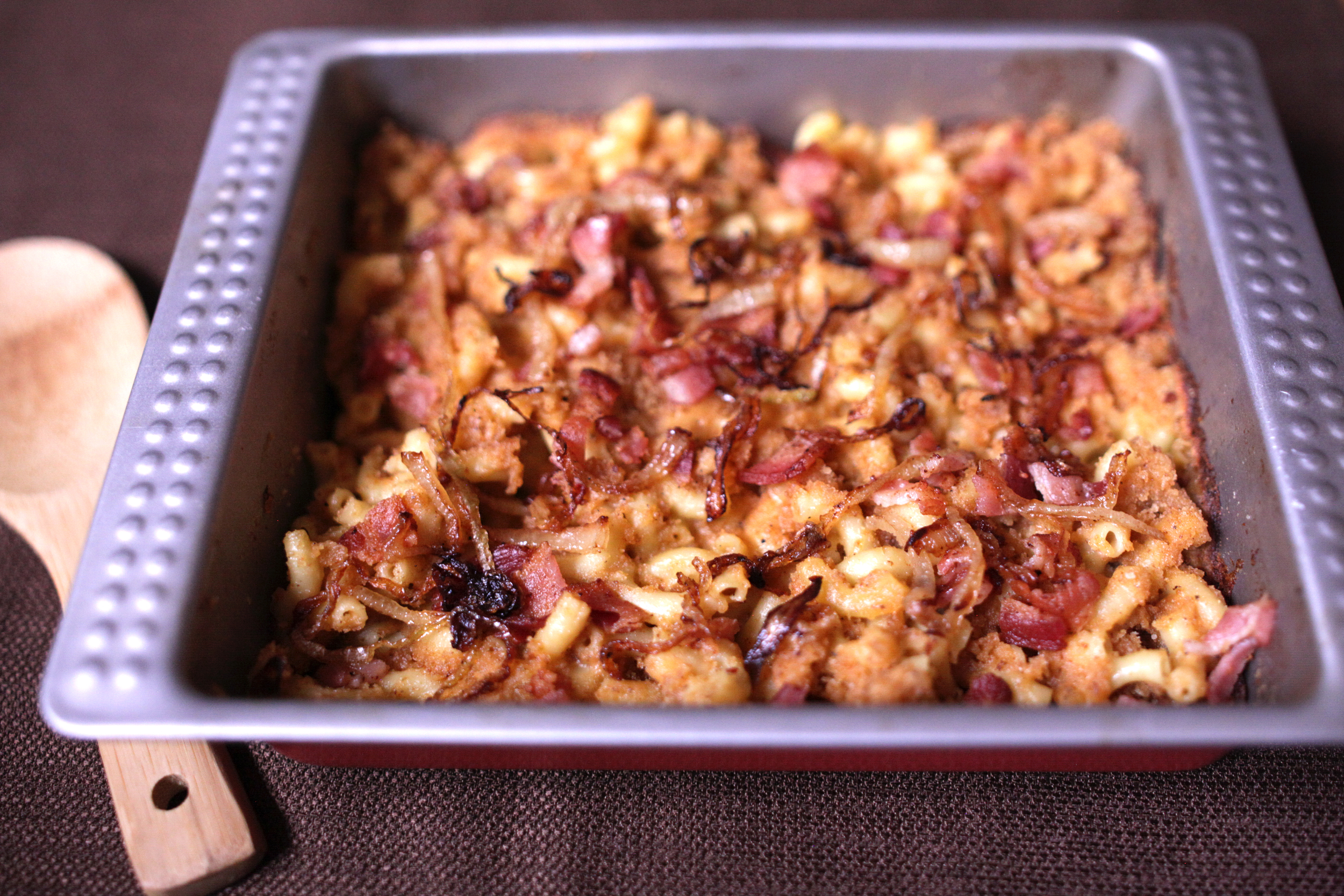 Mac & Cheese with Bacon
