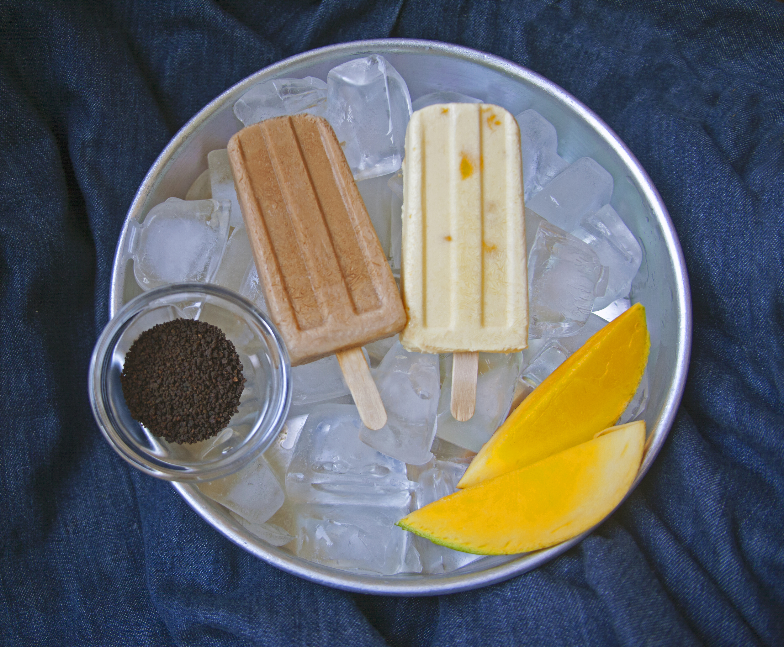 Mango Lassi & Chai Bars