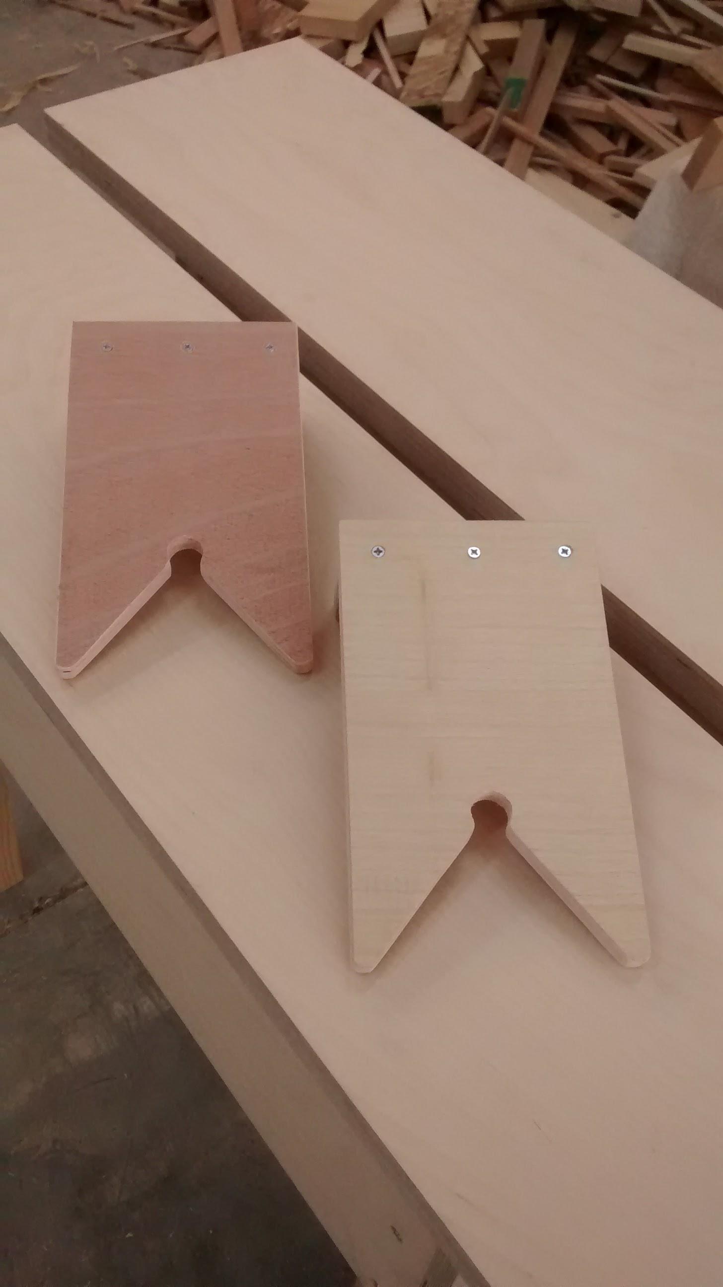 מתקן (ג'יג) לחיתוך עם מסור קשתית