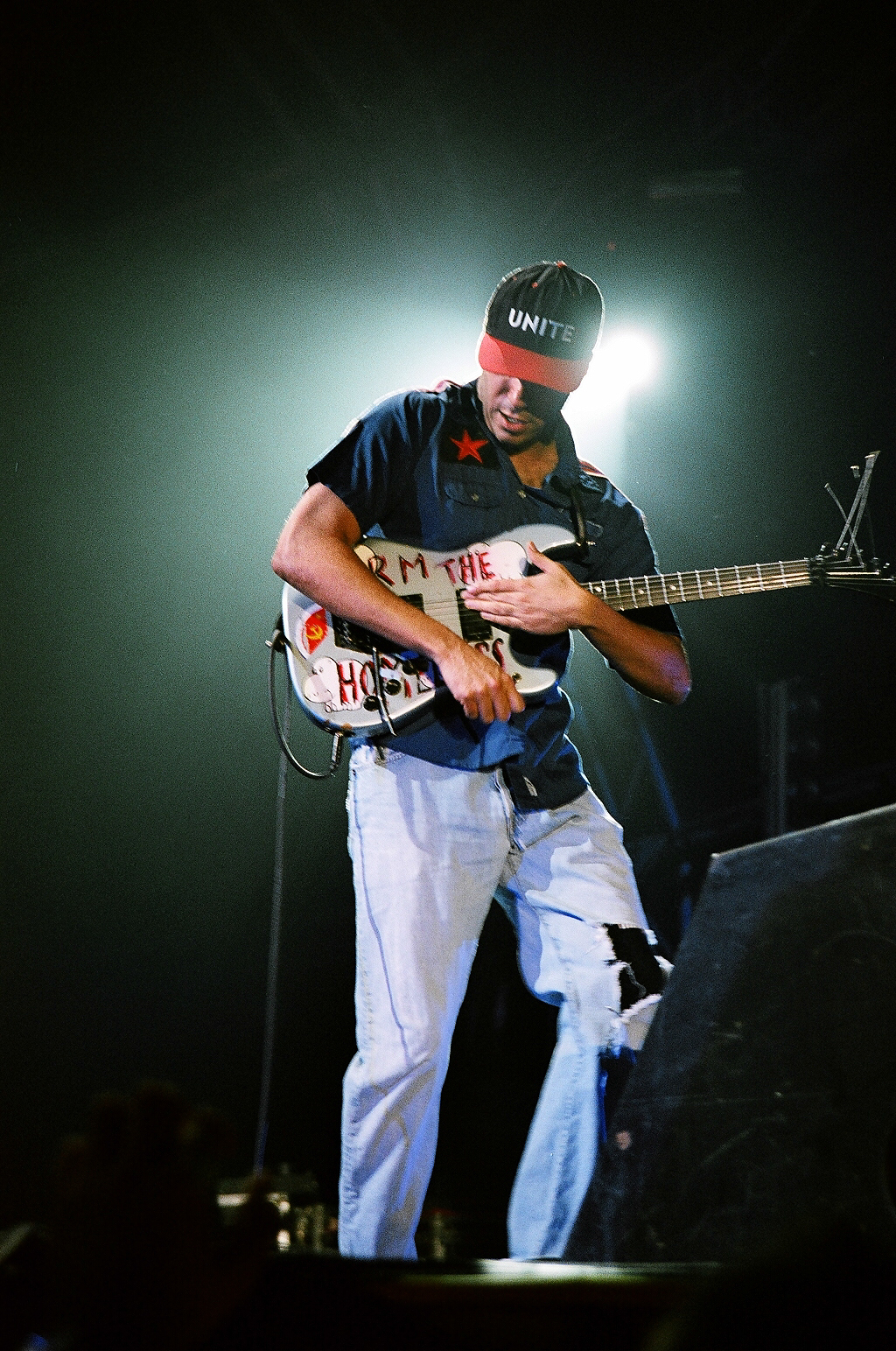Tom Morello - Rage Against The Machine