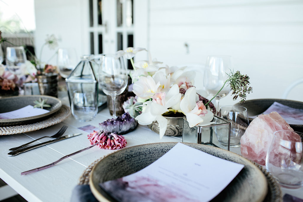 Photos by Ivy Road Photography Florals by Bower Botanicles