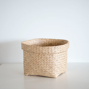Small Petal Basket I $10ea I Qty 3