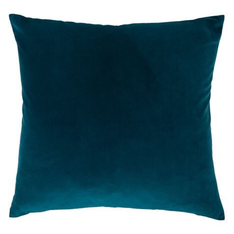Teal Velvet Cushion | $10ea | Qty 4