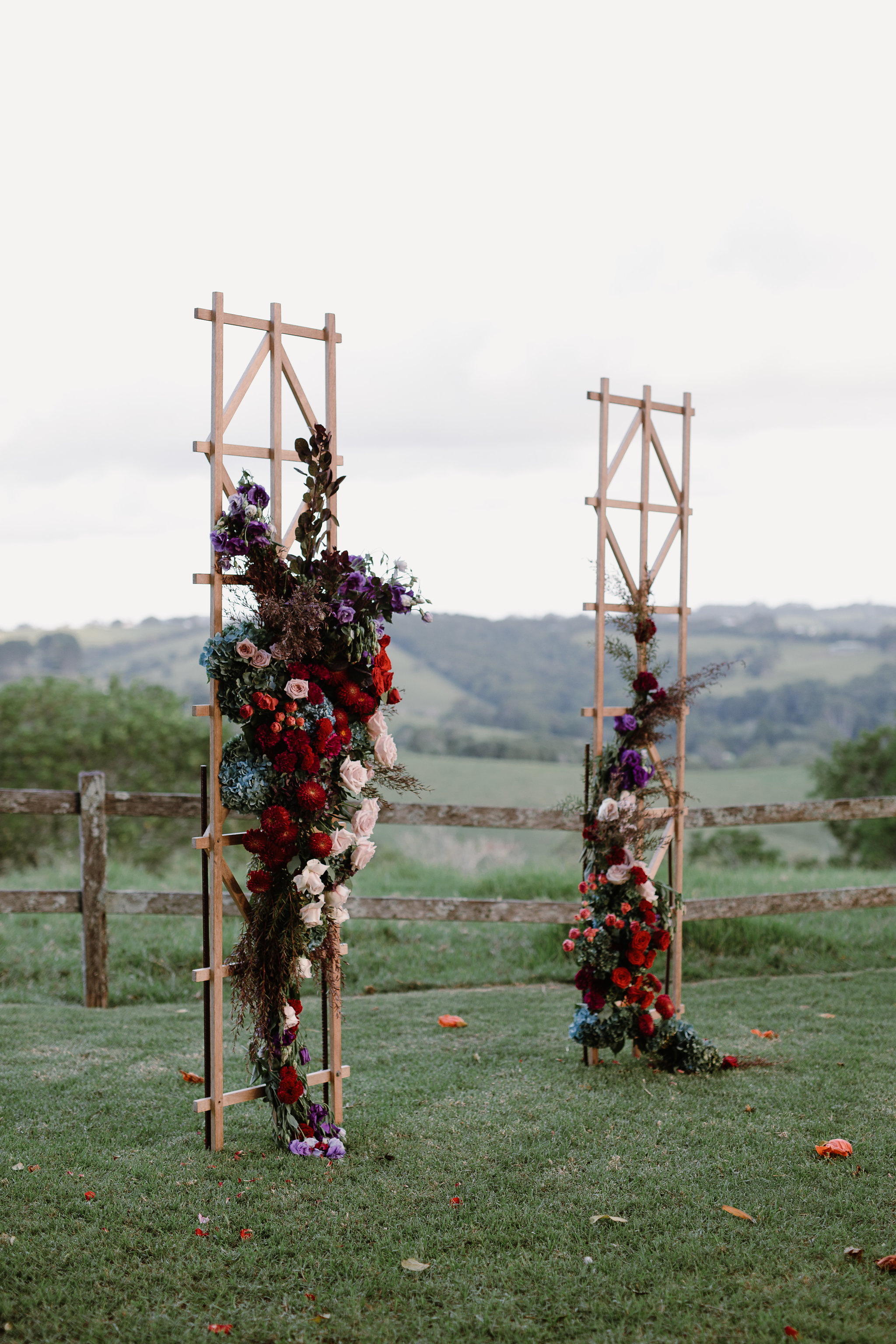 Florals - The French Petal | Photo - Carly Tia Photography