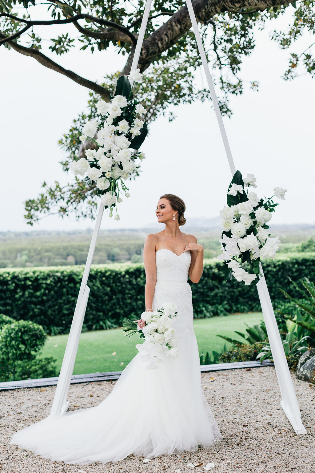 Florist - Bower Botanicals | Photo - Fig Tree Pictures