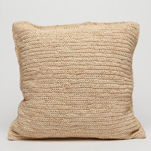 Raffia Cushion | $10ea | Qty 10