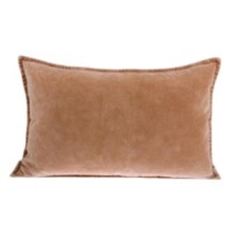 Nude Velvet Cushion I $12ea I Qty 2