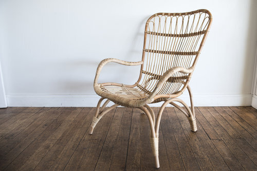 Natural Relaxer Chair I $40ea I Qty 3