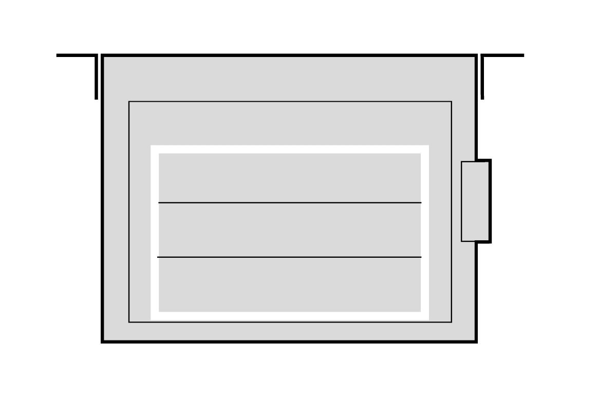 SS501 - Square/Rectangular
