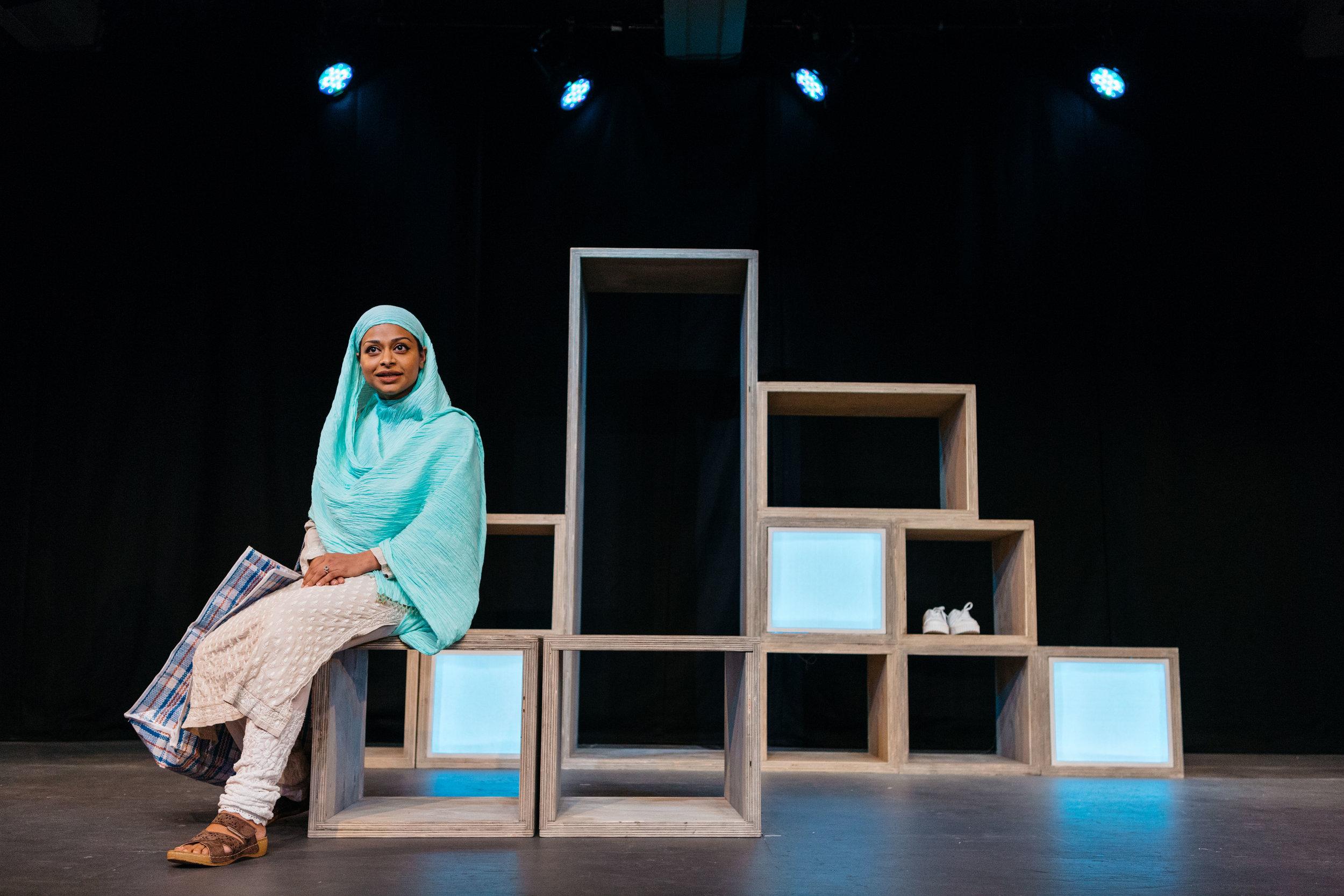 Ayesha Darker in Hijabi Monologues London directed by Milli Bhatia-763 ©helenmurray.jpg