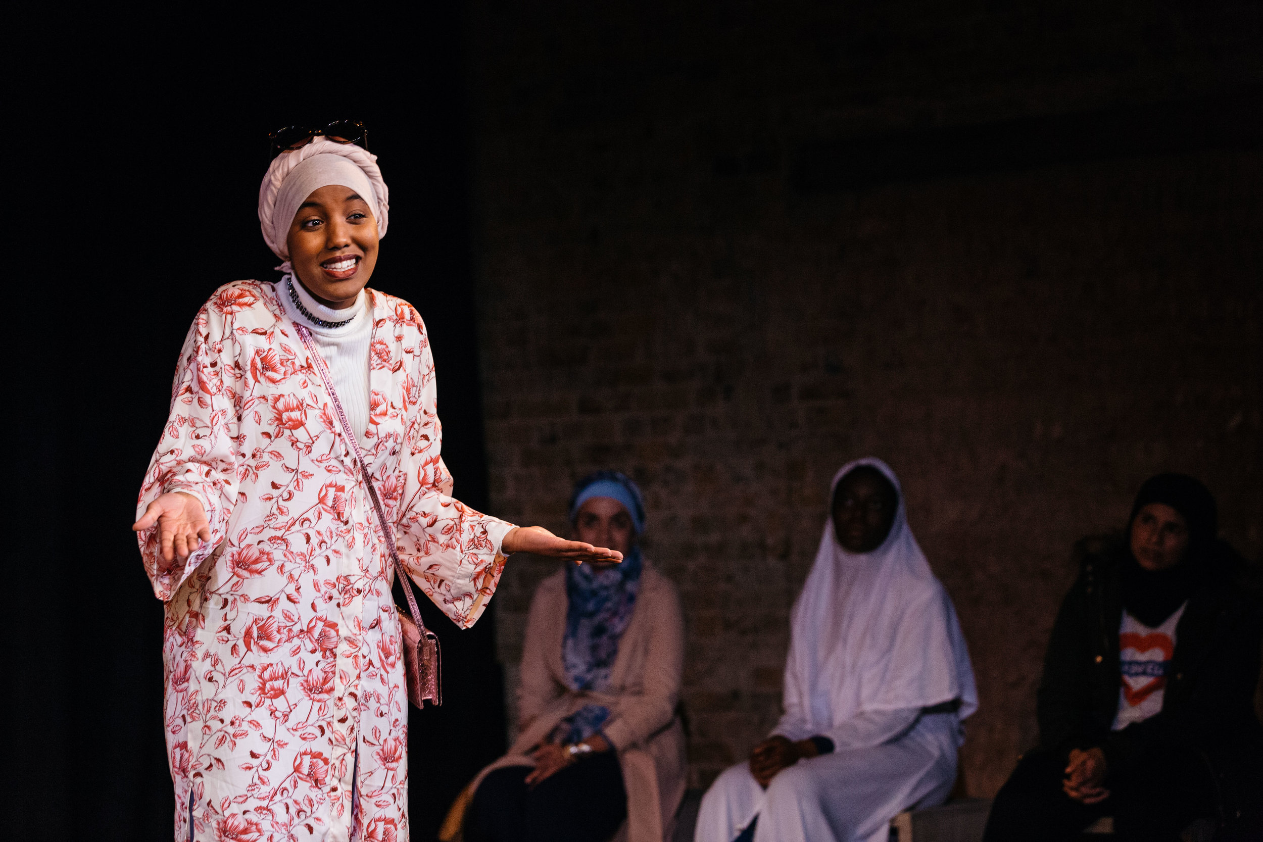 Hibo Muse in Hijabi Monologues London directed by Milli Bhatia-585 ©helenmurray.jpg