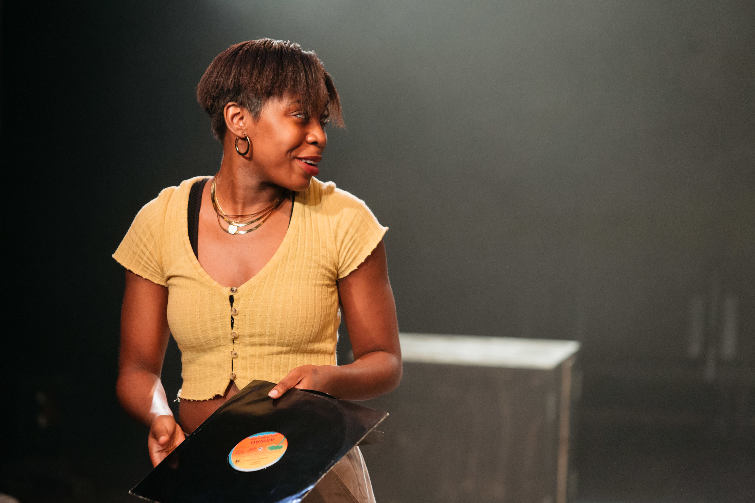 Seraphina Beh in Leave Taking at the Bush Theatre © Helen Murray 2.jpg