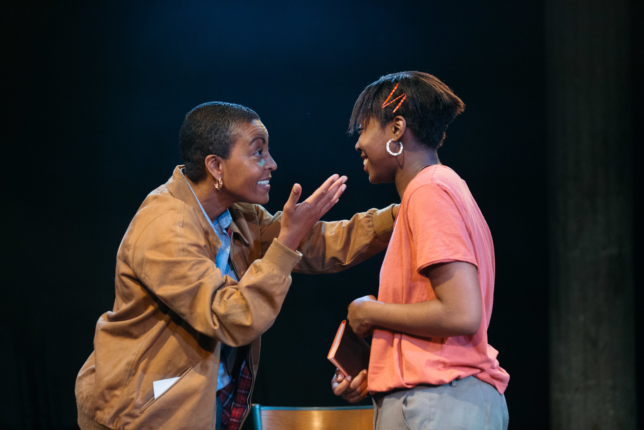 Adjoa Andoh and Seraphina Beh in Leave Taking at the Bush Theatre © Helen Murray.jpg
