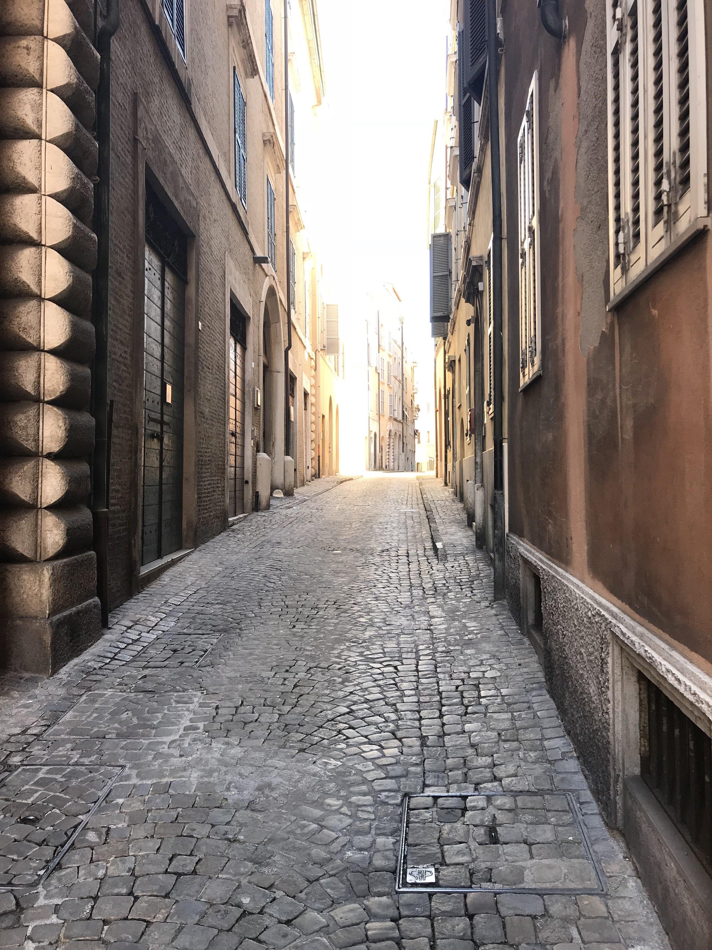 Ancona, Marche region of Italy.