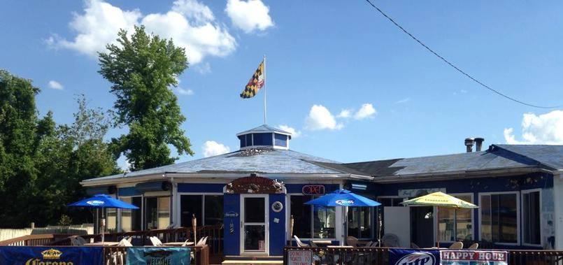 The Deck Crabhouse at 2207 Pulaski Hwy, Edgewood, MD 21040