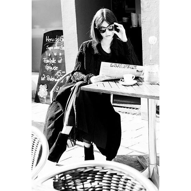 La dolce vita. @sabineheierli @boutiquelafolie #goldanifotografie #goldaniontour #italianità