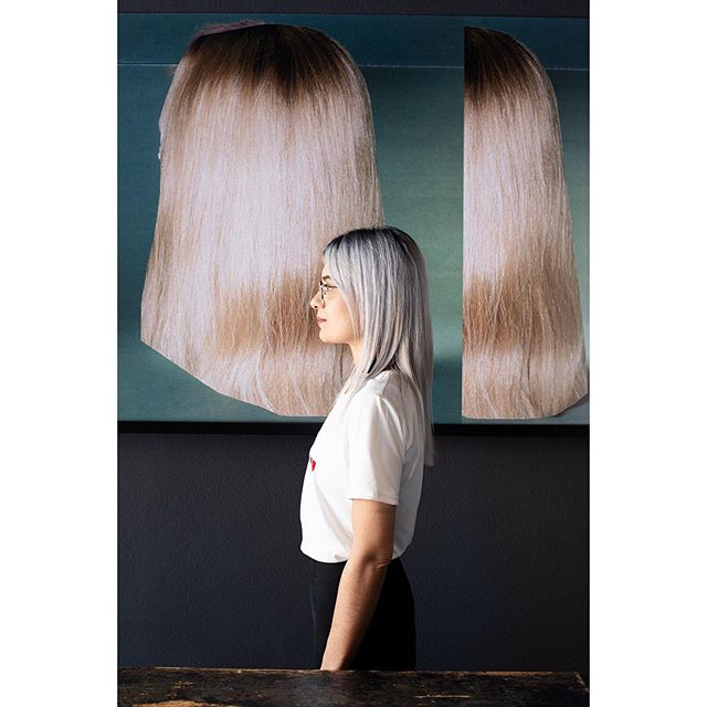 Hair hair. #rapunzel @milkamarra #goldaniontour