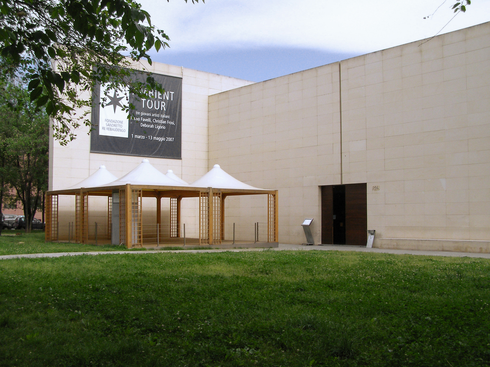 Sandretto Re Rebaudengo art gallery in Turin.Credit: Claudio Divizia / Shutterstock.com