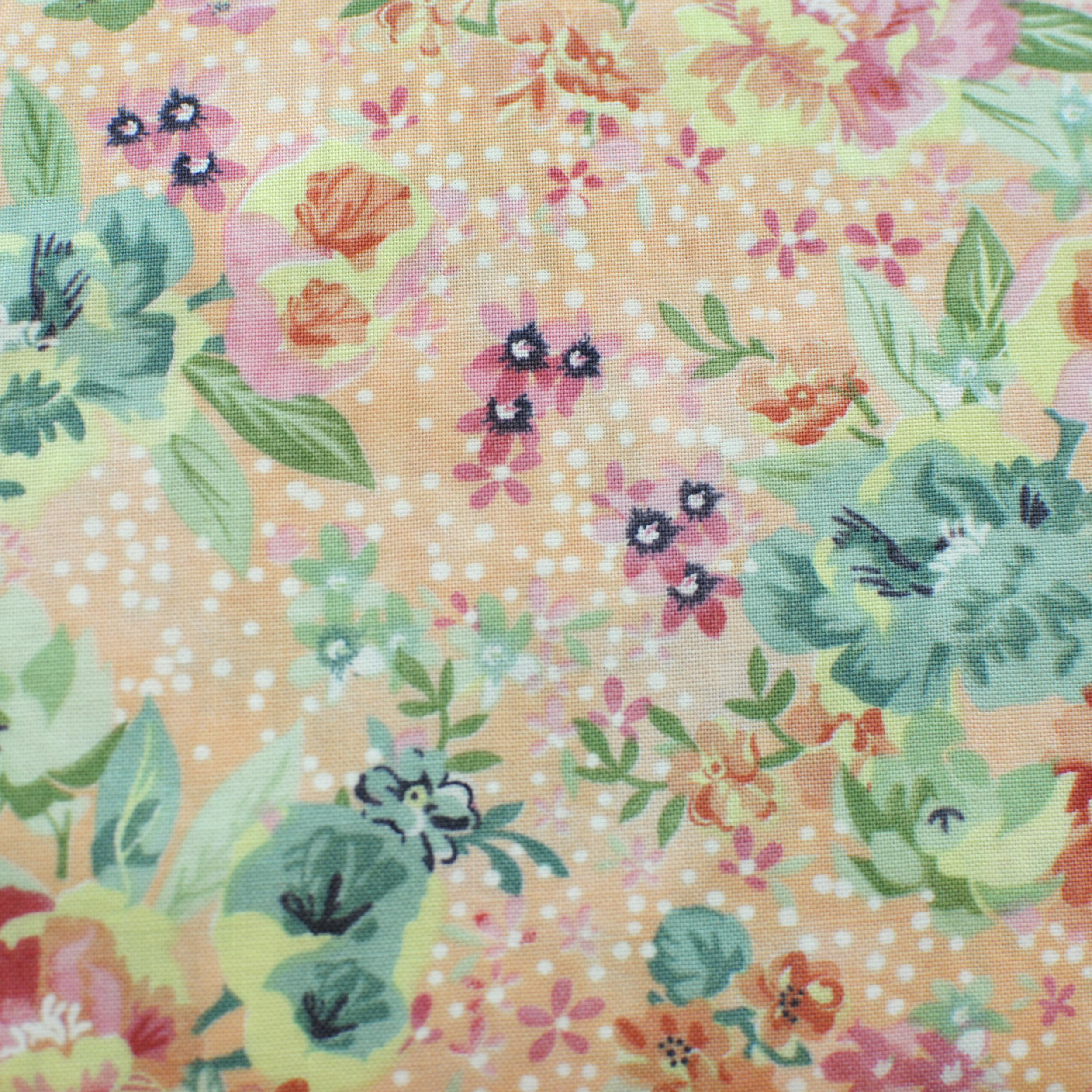 Peach Floral MO-2D