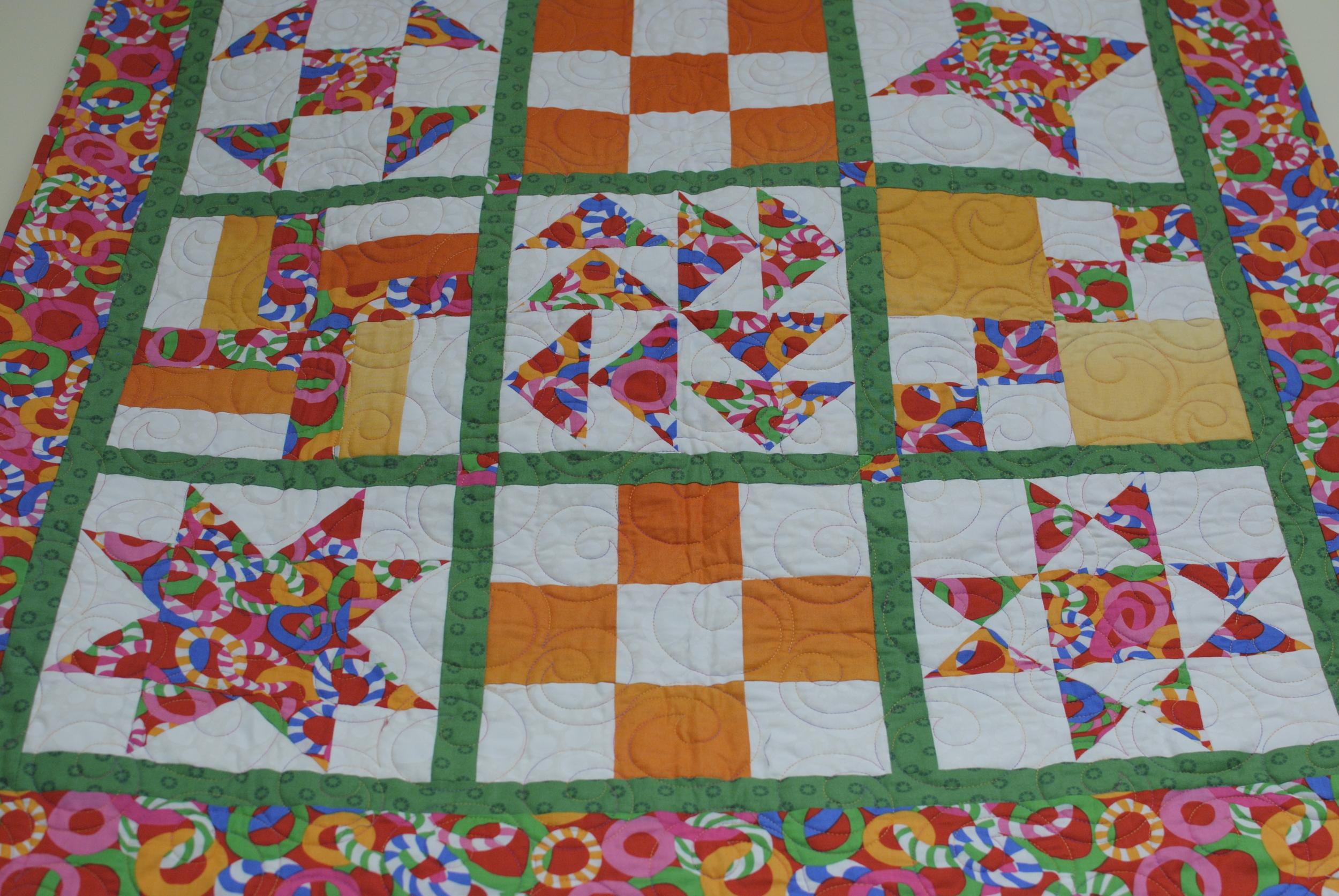 Beginner Class Quilt Pattern