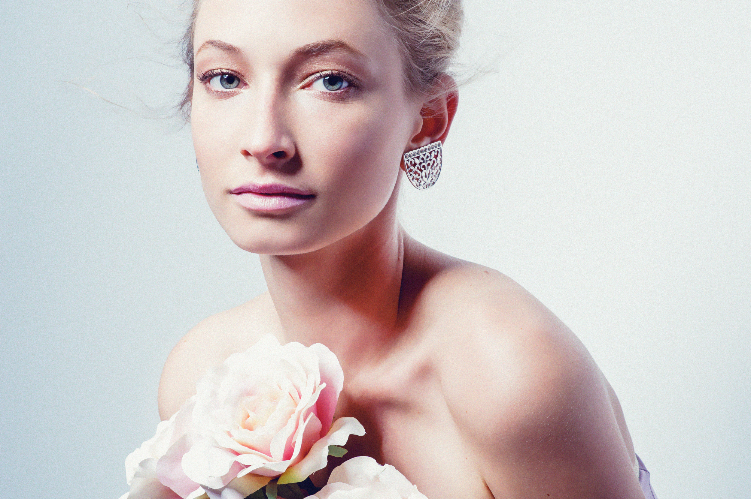 Bridal Hair and Makeup Styling by Louise Maxwell Ibiza