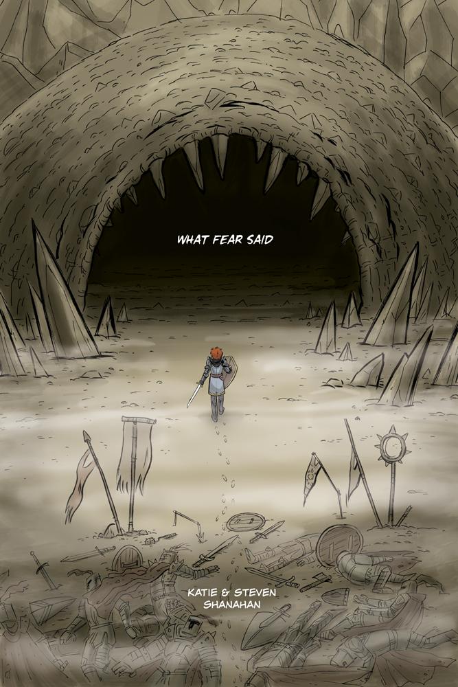 What Fear Said