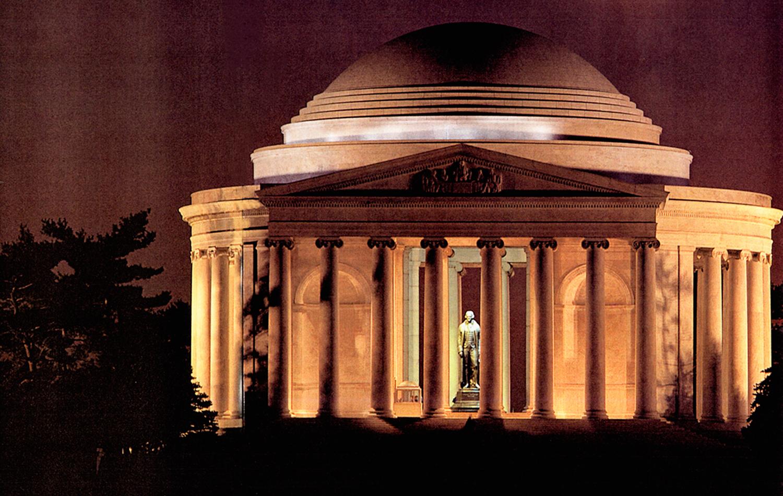 Jefferson Memorial     1995 Associated Builders & Contractors - Metro Washington & Virginia Chapters