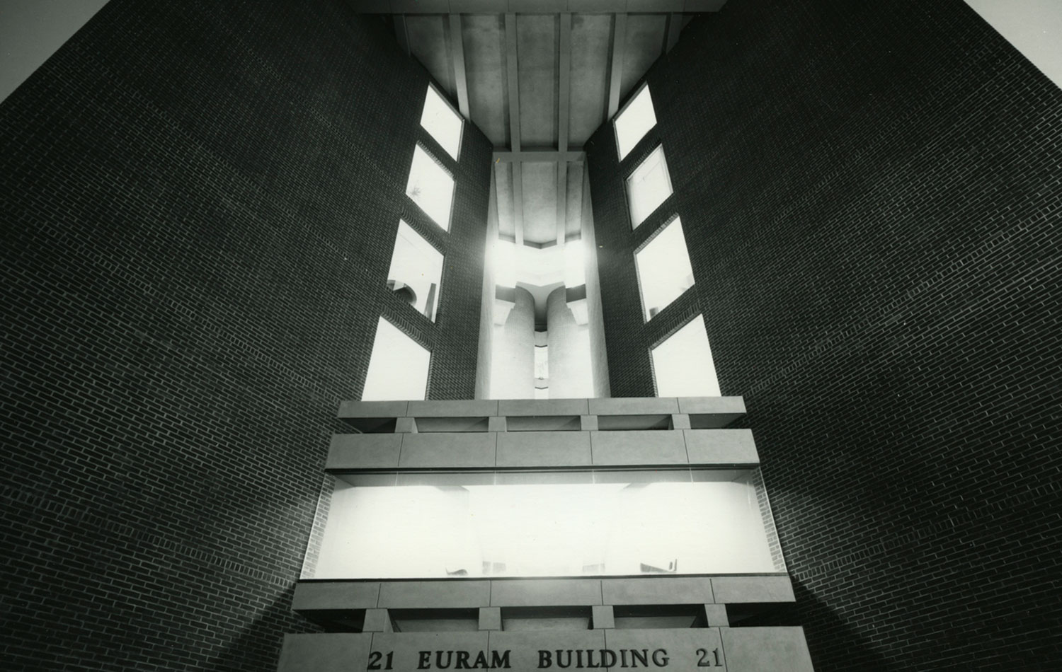 Euram Building    1972  Potomac Valley Chapter of the AIA Biennial Awards Program  1971  Board of Trade for the District of Columbia - Awards for Excellence in Architecture