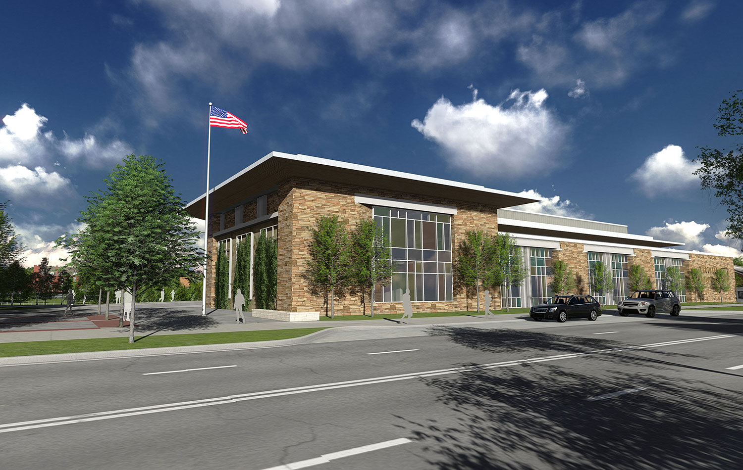 Brookland Middle School    LEED Platinum for Schools  (projected)