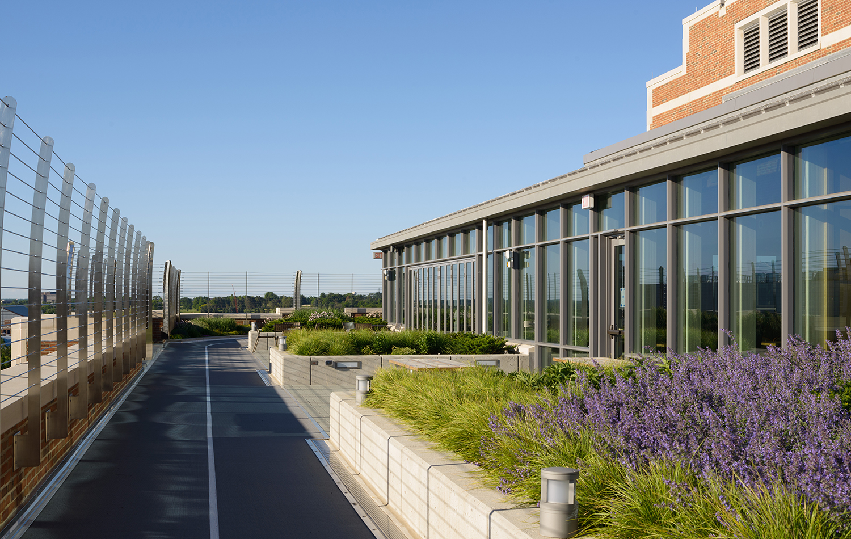 University of Michigan Munger Graduate Residences    LEED Gold