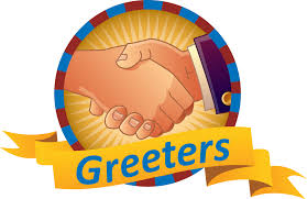 Thank you to everyone who has volunteered as a greeter these past few months. Having greeters at the door has been a tremendous help in our commitment to maintaining a sense of welcome and community while keeping our building, and all those inside, safe.    I am again inviting you to sign up to greet at a service or event. There are many open slots for the spring so    just click here to access the SignUp Genius Schedule   . We are asking each family to greet at one service or event, if possible, per year. It's not daunting if everyone helps. If you feel you are not able to do this, for whatever reason, we do not want you to feel pressured. You must sign up via this link and If you have signed up for a shift and need to make a change, you must login and delete yourself - we are not able to do this for you from the office.