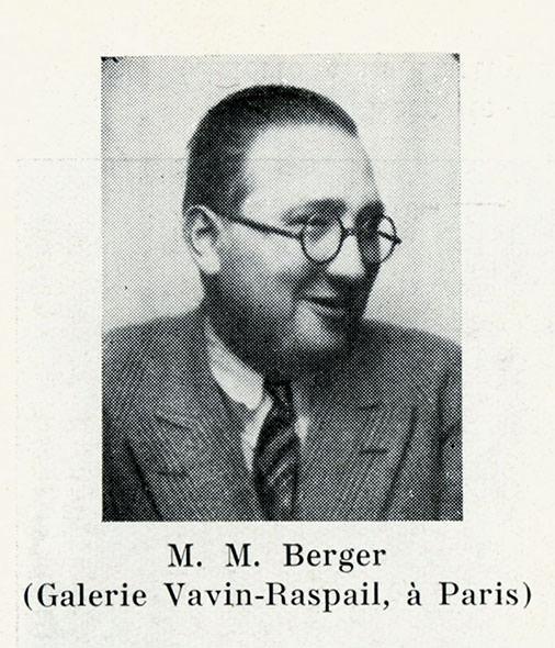 Abb. 2 Max Berger [Eichenberger], Abb. in: Variétés, 2. Jg., Nr. 7, November 1929