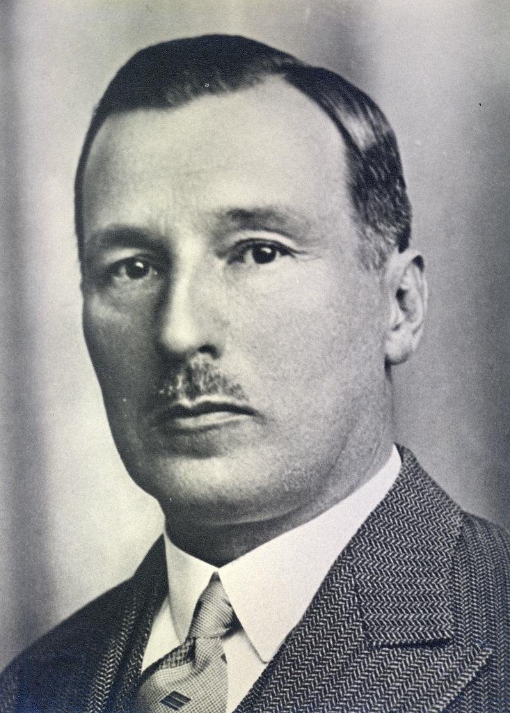 Abb. 9  Unbekannt, Prof. Dr. Oskar Nägeli (1885-1959), Dermatologe und Schachgrossmeister (1910 u. 1936, Fotografie, ca.1936. © Medizinhistorisches Institut der Universität Bern.