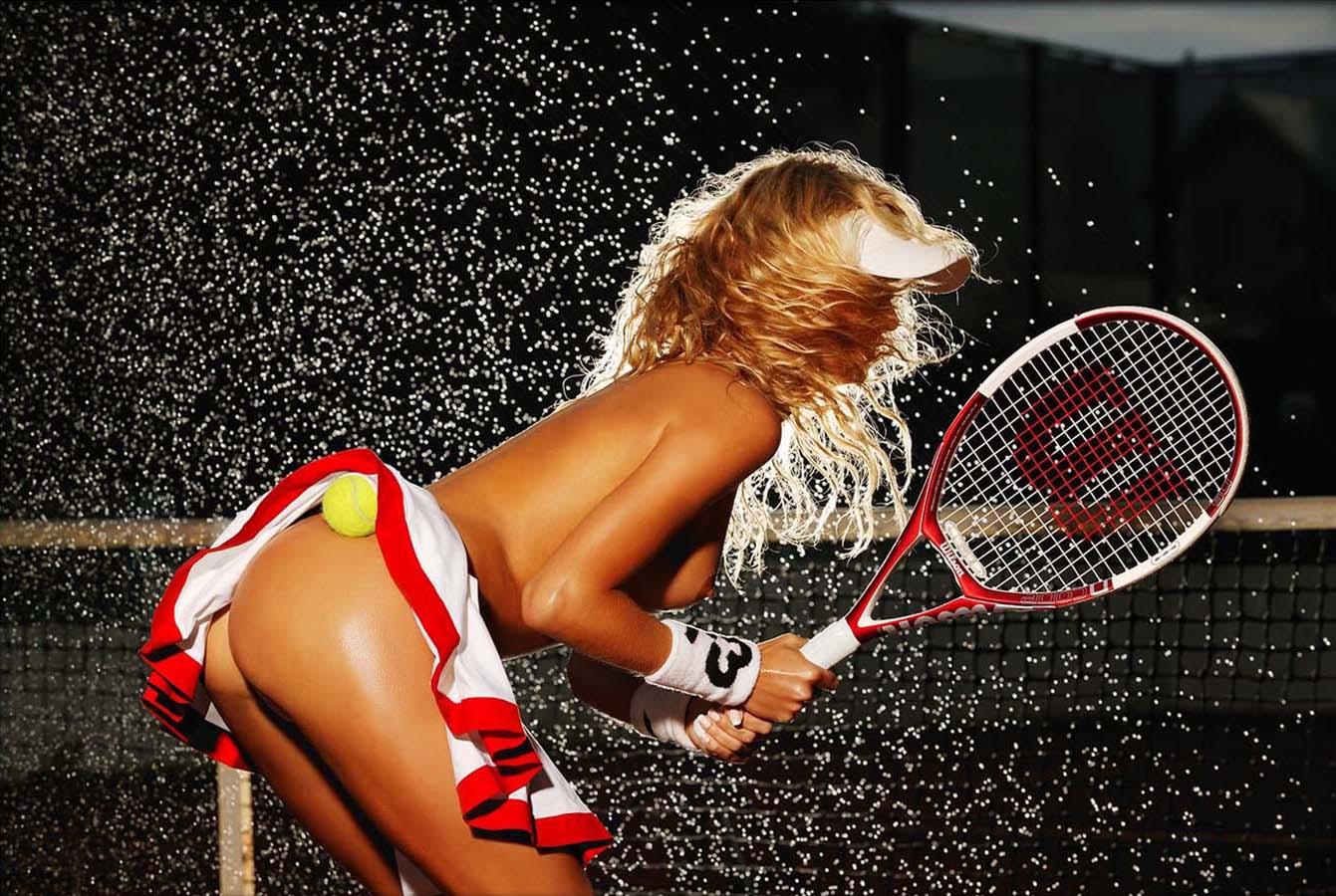 Теннис. 2006 г.  100х150 см, бумага на дибонде, глянцевая    (в наличии).